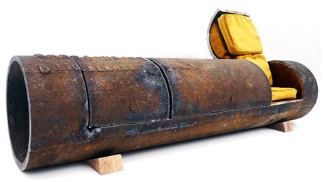 couch tubes sewer pipe sofa rusted nyc tubes recycled as urban