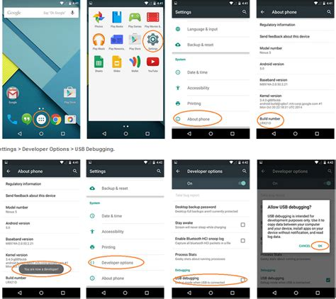 android debug mode how to enable usb debugging on all android versions install android rom