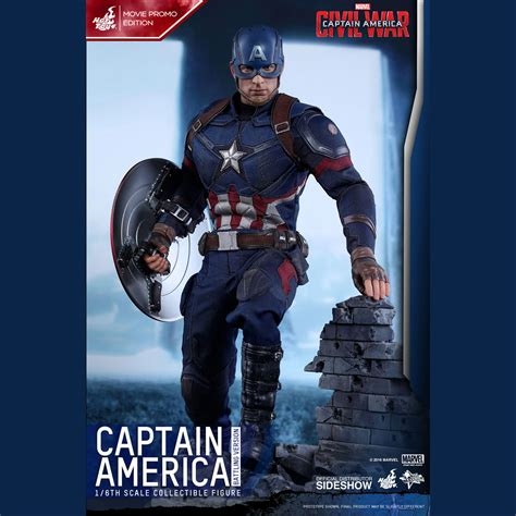 16 Scale Steve Roger Captain America Sculpt captain america battling version sixth scale collectible figure