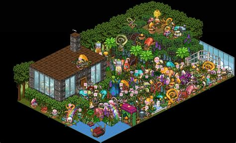gabbo hotel plants take habbo hotel image courtesy of