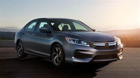 Honda Has a Midsize Masterpiece in the 2016 Accord   Honda