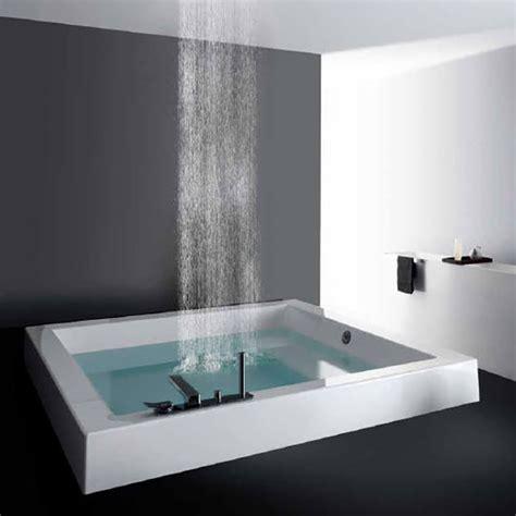 vasca idromassaggio quadrata vasca da bagno quadrata 20 modelli da appoggio e da