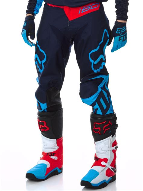 fox pants fox navy 2017 180 race mx pant fox freestylextreme