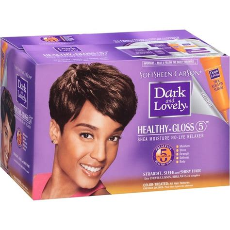 best relaxer for hair dark and lovely relaxer color treated target