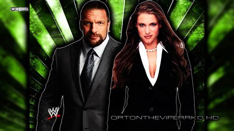 stephanie mcmahon asks triple h to sign the annulment stephanie mcmahon asks triple h to sign the annulment wwe