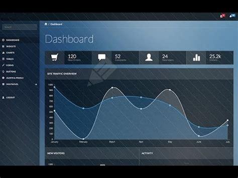 tutorial dashboard design bootstrap dashboard tutorial dashboard responsive design