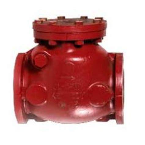 kennedy swing check valve ul fm swing check valves