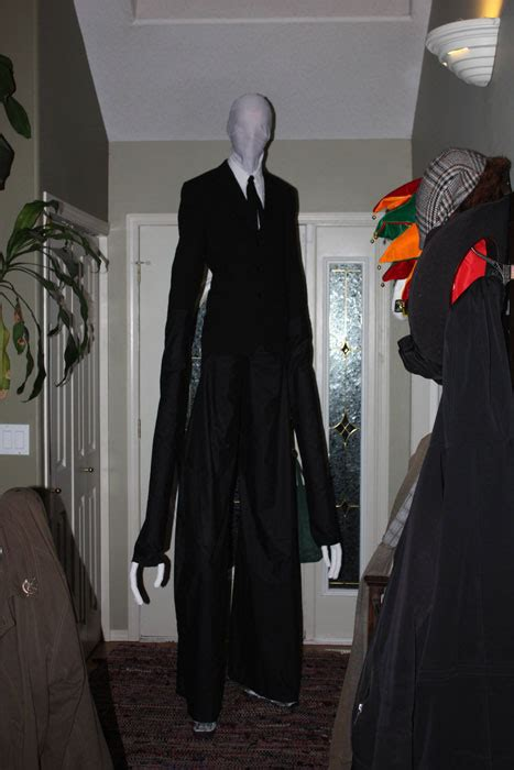 slender man costume halloween gallery for gt slender man costume mask