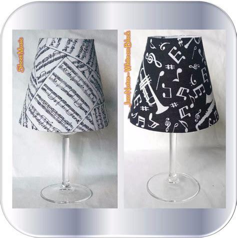 Wine Glass L Shades Ebay by Jazz Band Instrument Small Fabric Wine Glass L