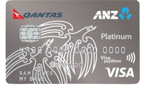 Visa Gift Card Nz - qantas anz visa credit cards point hacks review
