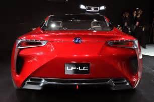 Lf Lc Lexus Lexus Lf Lc Concept Detroit 2012 Photo Gallery Autoblog