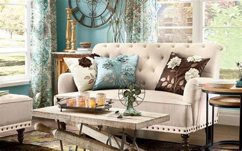 touches of rustic vintage home decor