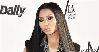 Nicki Minaj Fashion Los Angeles Awards 2017 Nicki Minaj Talks
