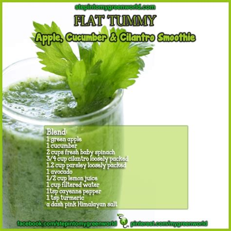 Cilantro Detox Headache by 8 Best Weight Loss Smoothies And Juices Images On