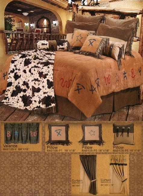 Western Style Bedding Sets Cowboy Branded Western Bedding Set King Luxurious And Affordable Designed For A Western