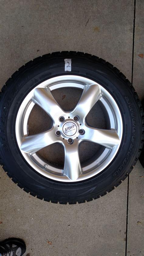 acura mdx snow tires fs mdx 2g snow tires wheels tpms 5x120 acurazine