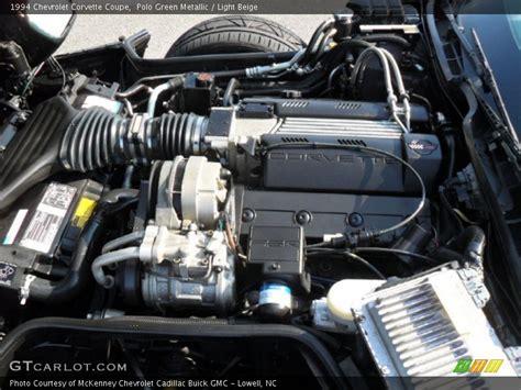 1994 corvette engine 1994 corvette coupe engine 5 7 liter ohv 16 valve lt1 v8