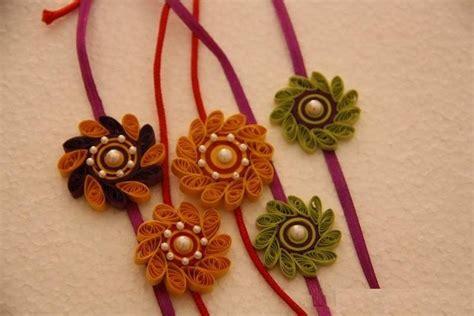 Handmade Rakhi Designs - 38 happy rakhsha bandhan greeting pictures