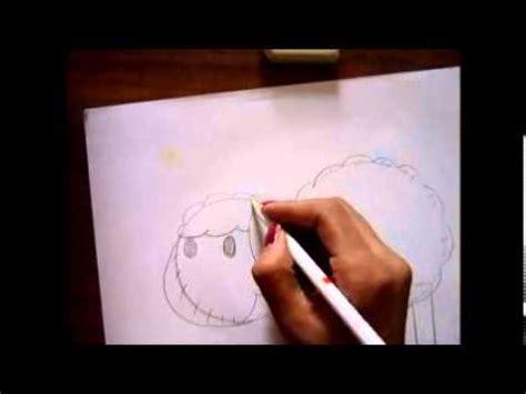 papel como hacer borregos dibujo para principiantes como hacer un borrego youtube