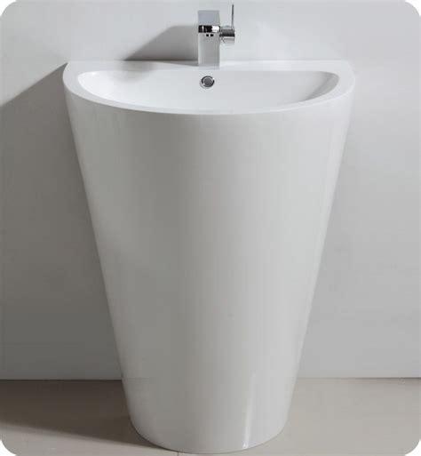 modern glass pedestal sink 27 best guest bath images on pedestal sink