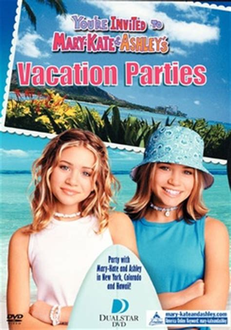 olsen twins vacation parties at tigerdirect com