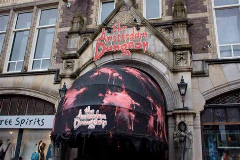 museum amsterdam dungeon the amsterdam dungeon tickets holland