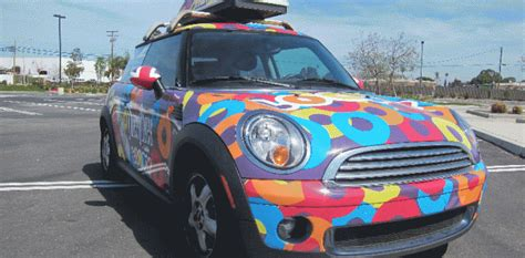 custom mini cooper wrap custom mini cooper wrap for three o vodka southern