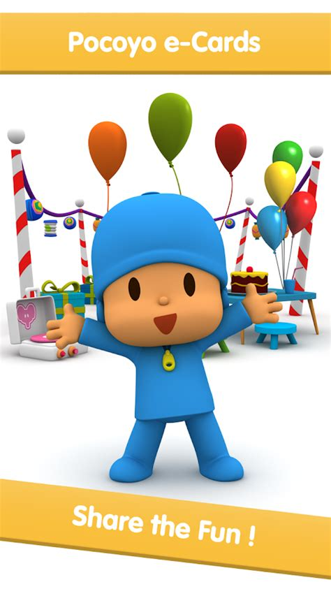 E Gift Card Apps - pocoyo e cards android apps on google play