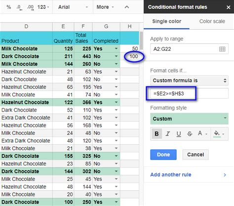 format date google sheets formula google sheets conditional formatting