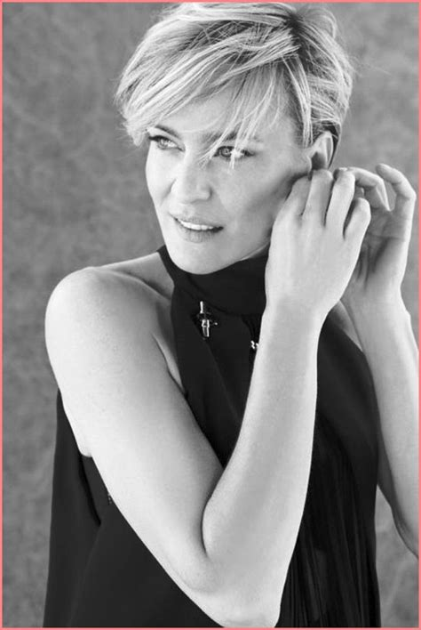 Wright Hairstyles by Best Robin Wright Hair Style Hair