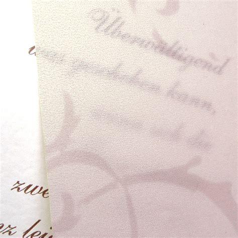 Karten Für Hochzeitseinladungen by Papier Fur Einladungen Ourpath Co