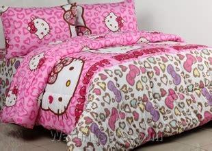 Sprei Leopard sprei panca leopard pink warungsprei