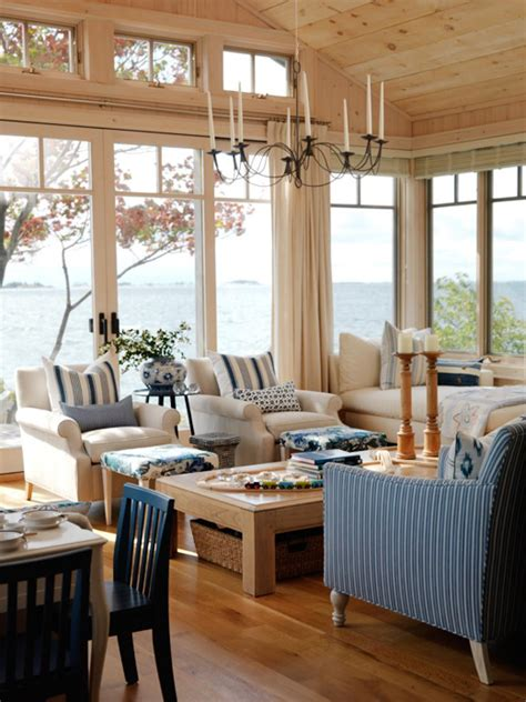 to decorate home tour sarah s summer house sarah s house hgtv