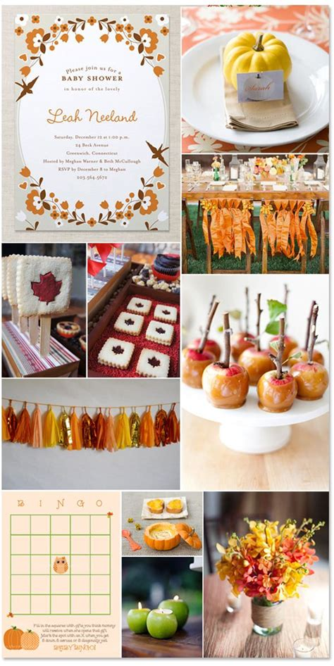 Fall Baby Shower by A Festive Fall Baby Shower Great Ideas For Any Fall