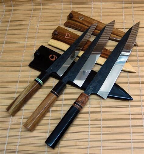 japanese style kitchen knives tc blades japanese style kitchen cutlery want sooo bad