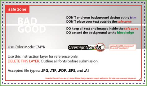overnight prints business card template business cards overnight prints images card design and