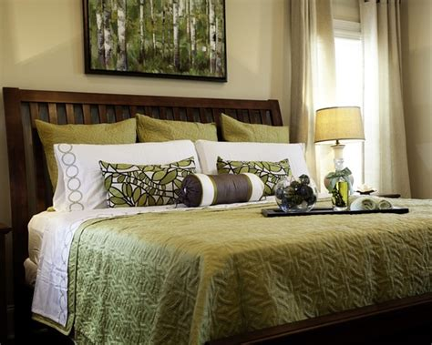 Green And Brown Bedroom Ideas Design Pictures Remodel Green Bedroom Decorating Ideas