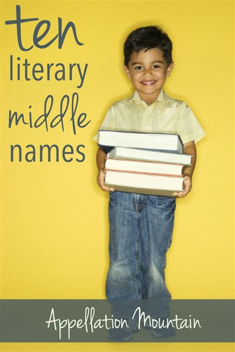 literary names ten great literary middle names tennyson and appellation mountain