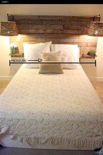 Diy Rustic Headboard Pulchritude Diy Rustic Headboard The Small Tables For Drink And Glasses For