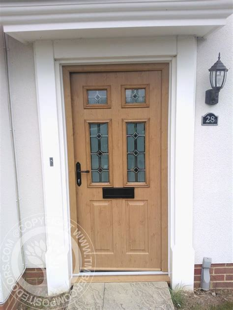 Solidor Front Doors More Fitted Solidor Timber Composite Doors Fitted Throughout The Uk By Ourselves Take A Look At