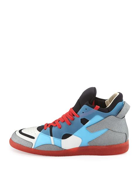 margiela sneakers maison margiela future hi top sneakers for lyst