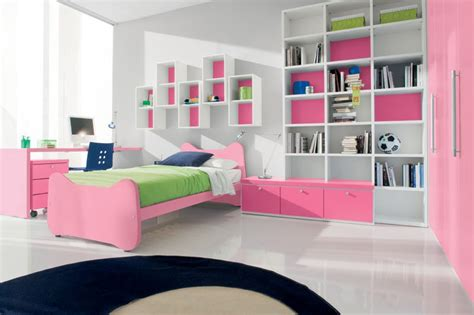 cool girl bedrooms cool pink girls bedroom designs from doimo city line