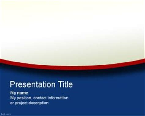 powerpoint themes government democracy powerpoint template