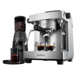 Sunbeam Cafe Series Coffee Grinder Sunbeam Cafe Series Espresso Em6910 Pu6910 Reviews