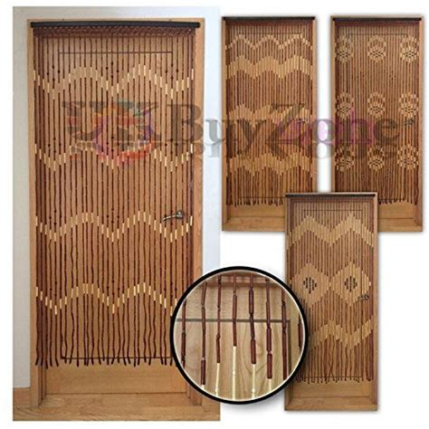 beaded fly curtains for doors bamboo hanging door curtain wooden beaded fly bug screen