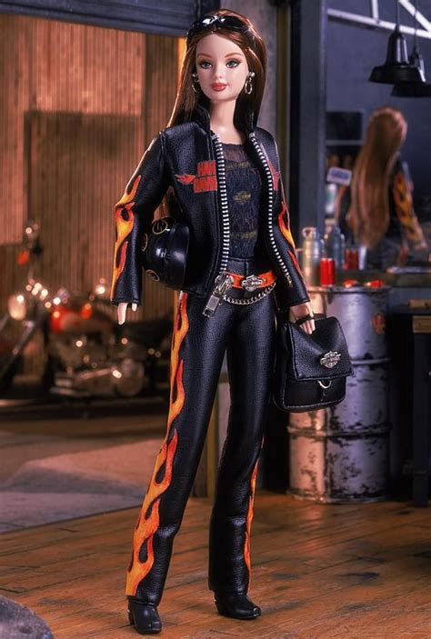 Barb Harley Davidson by Harley Davidson 174 174 Doll 2001 Designer