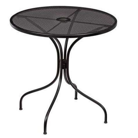 patio bistro tables outdoor bistro tables patio tables the home depot