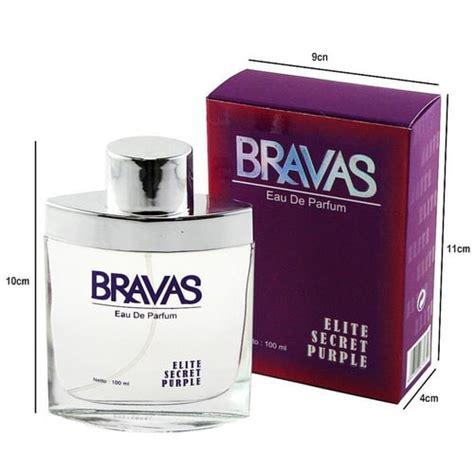 Parfum Bravas Elite Black parfum bravas elite secret purple original pusaka dunia