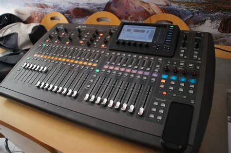 Mixer X32 behringer x32 standard image 443546 audiofanzine