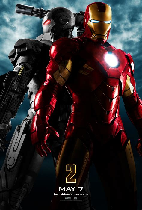 iron man 2 war machine in high resolution plus new iron man 2 photos